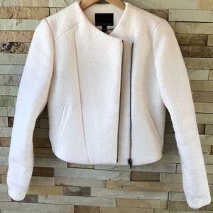 Banana Republic Wool short coat/jacket.